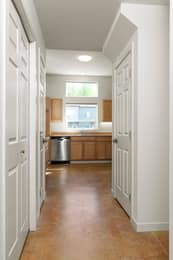 Closets, Pantry Passageway