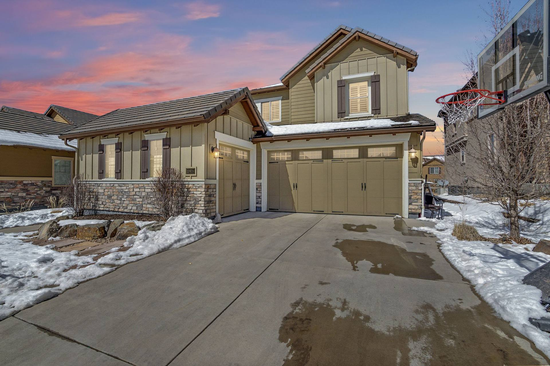 10614 Star Thistle Ct, Highlands Ranch, CO 80126, US