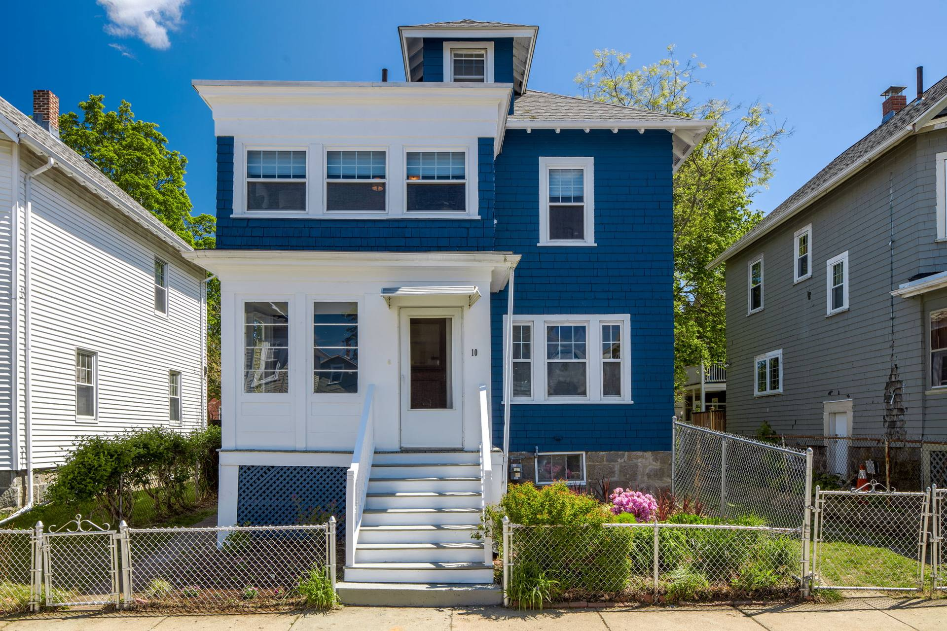 10 Clematis St, Boston, MA 02122, US