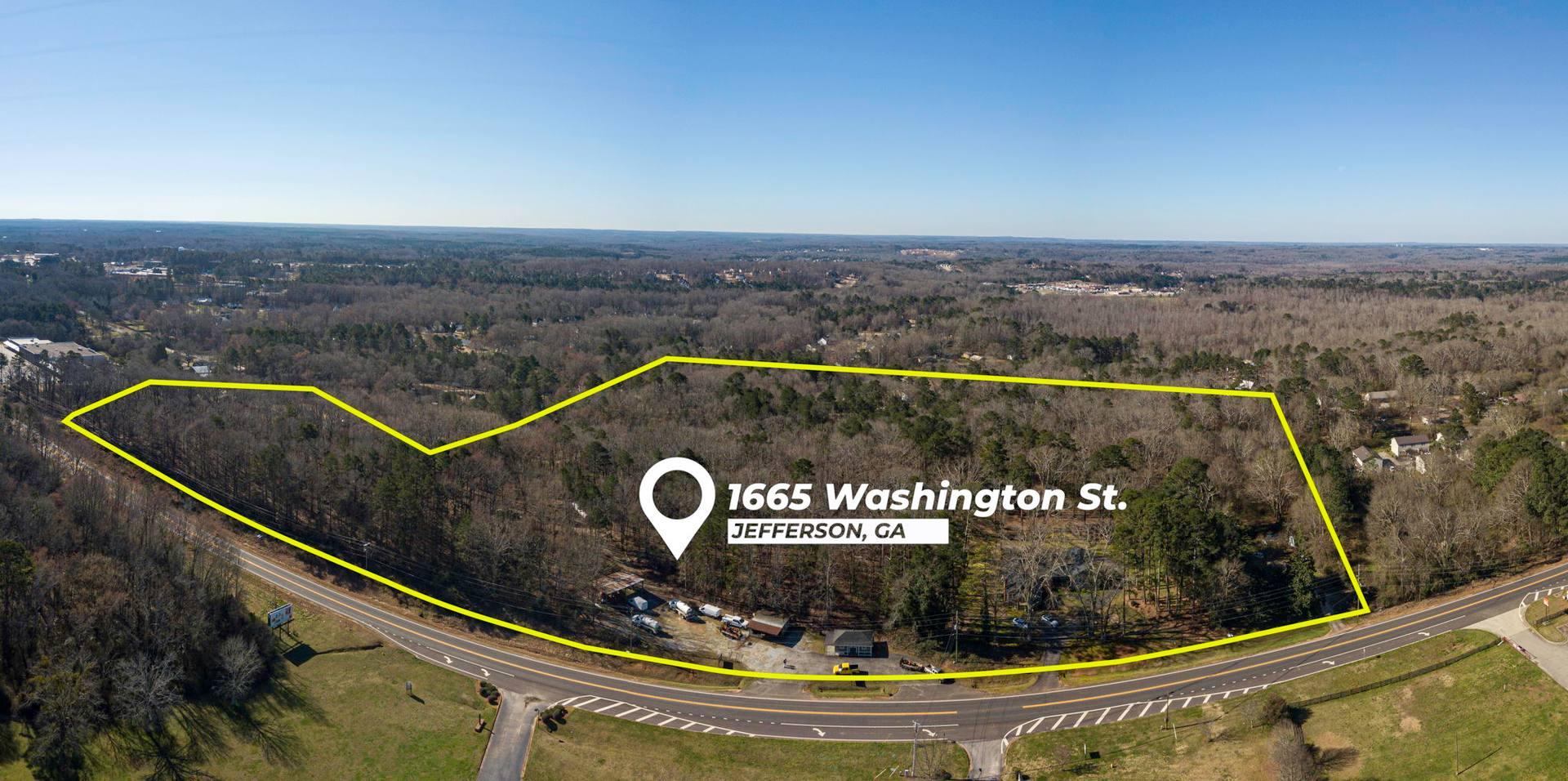 1665 Washington St, Jefferson, GA 30549, US