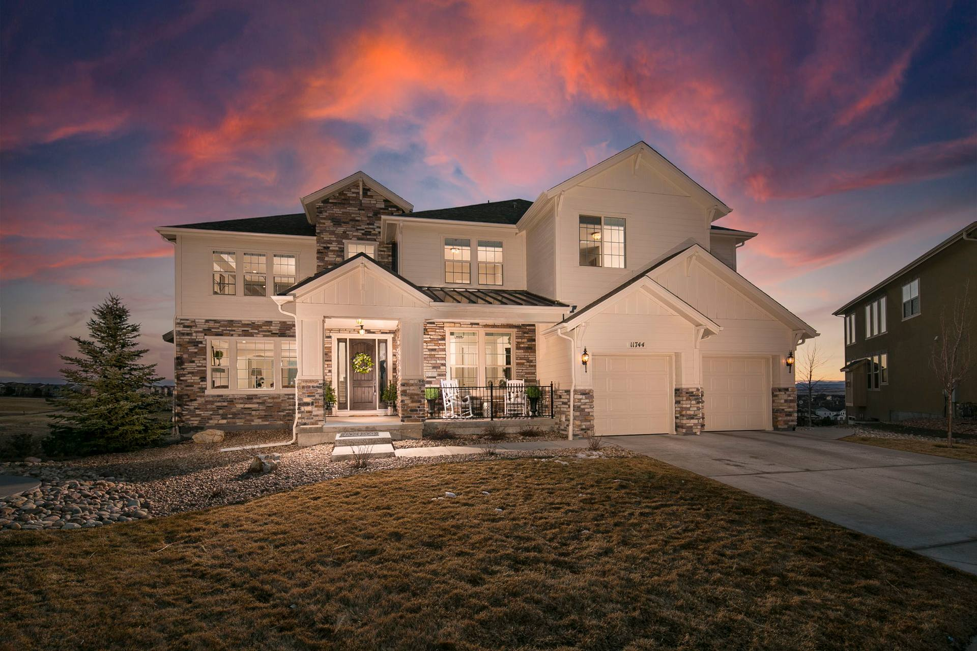 11744 Pine Canyon Point, Parker, CO 80138, US
