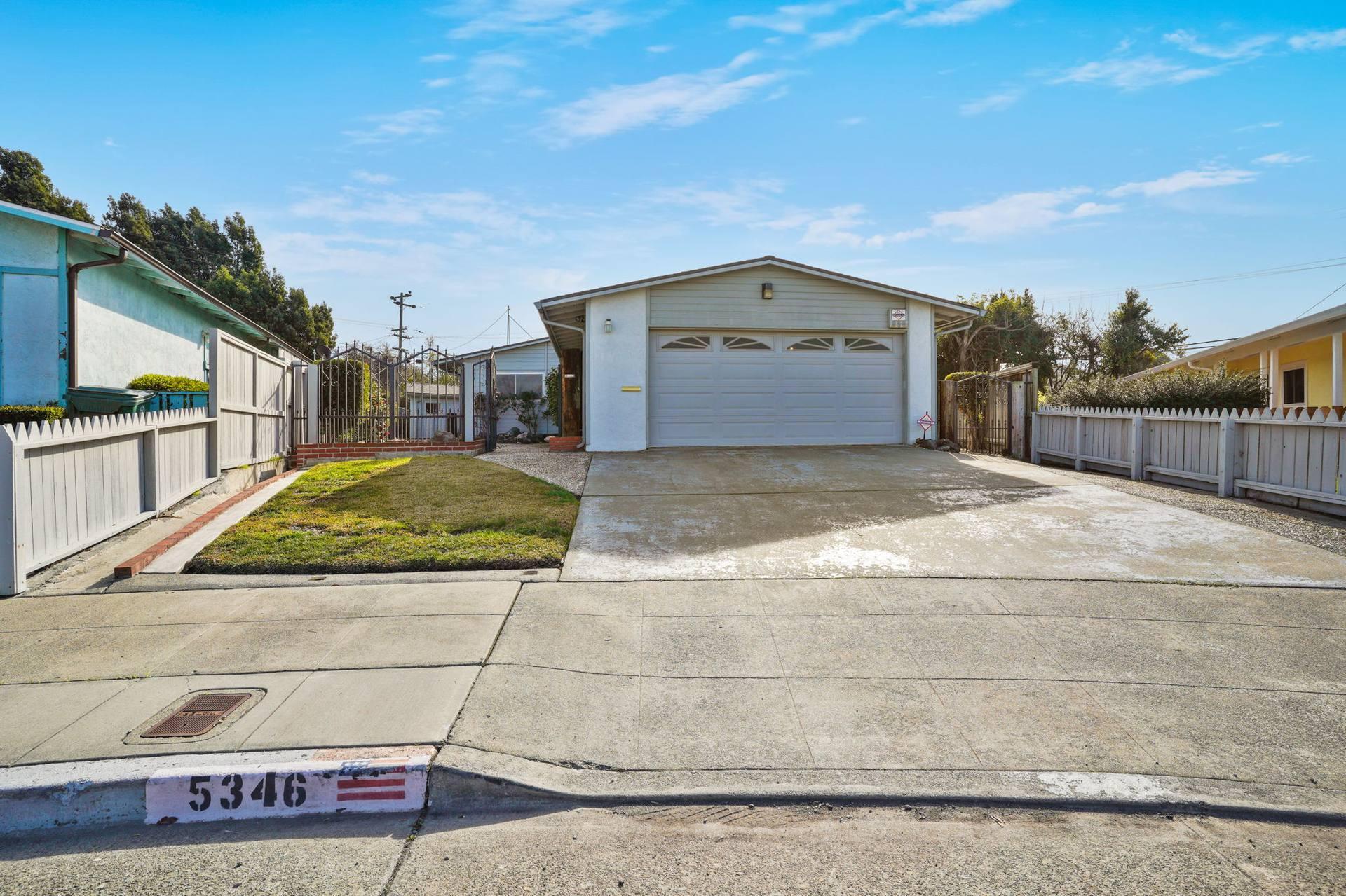 5346 Fallon Ave, Richmond, CA 94804, US