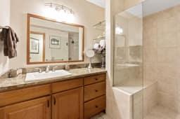 Lower Level 3/4 Bathroom