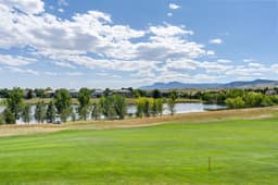 Views of the 5th Hole, Swimming Lake, Mountains