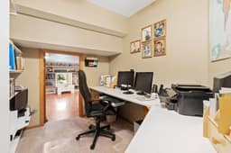 Main Level At-Home Office