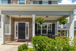 Front Porch - Entry