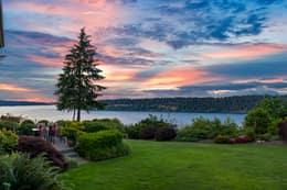 Views Over Puget Sound
