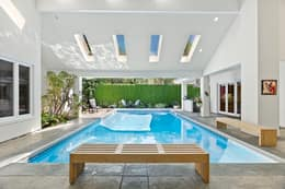 Covered Sport Pool