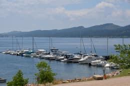 Carter Lake Marina