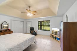 Expansive Primary Bedroom