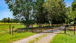 22 Acre McDade Ranch