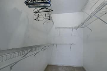 Primary Closet