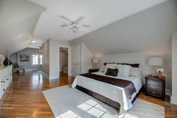 Bedroom 3 Third Floor