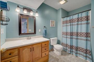 Lower Level - Bedroom 3 Bathroom