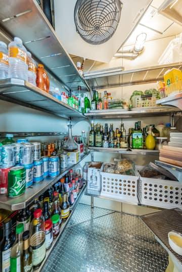 Kitchen Walk-in Cooler
