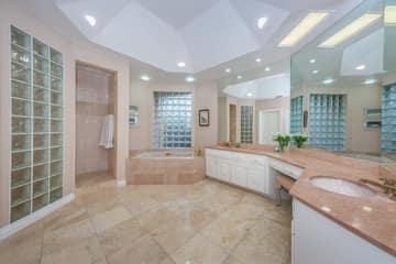 First Floor Master Bathroom1a