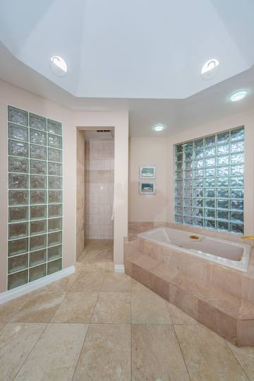 First Floor Master Bathroom1b
