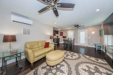 Guest Quarters6 Living Room
