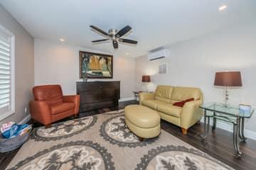 Guest Quarters4 Living Room