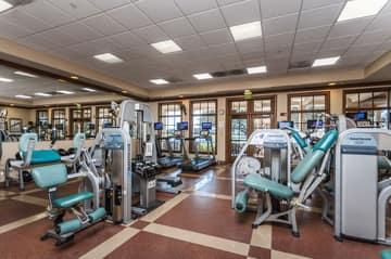 Fitness Room1