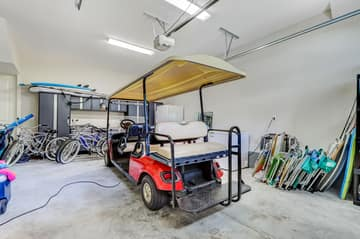 Owners Suite Garage