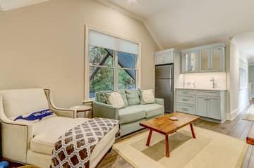 Owner Suite Sitting Room