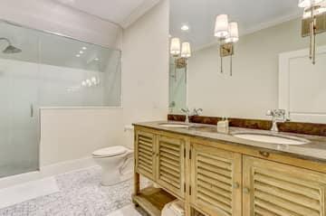 Owner Suite Guest Bathroom