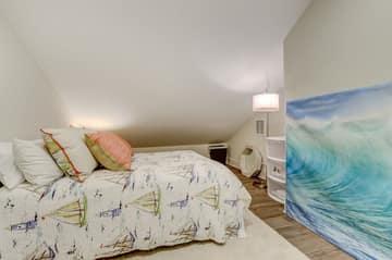 Owner Suite Guest Bedroom