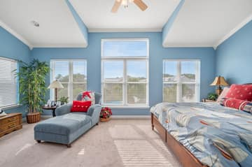 Primary Bedroom - 3rd Floor