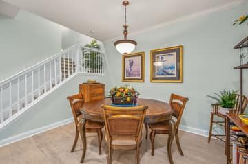 Dining Area / Stairs to 2nd Level