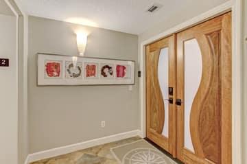 Private Elevator Foyer