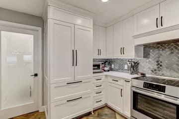 Kitchen - New Liebherr Refrigerator
