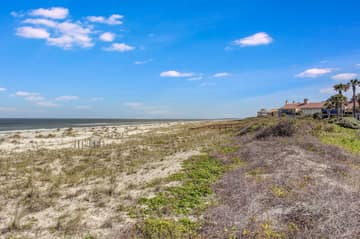 Seaside Retreat -- Private Dune