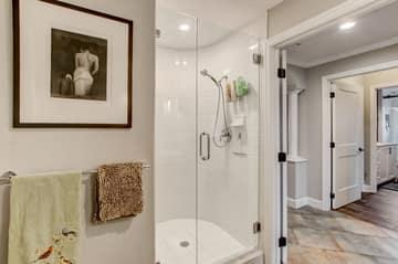 Private Guest Bath #1 - Walk-in Shower