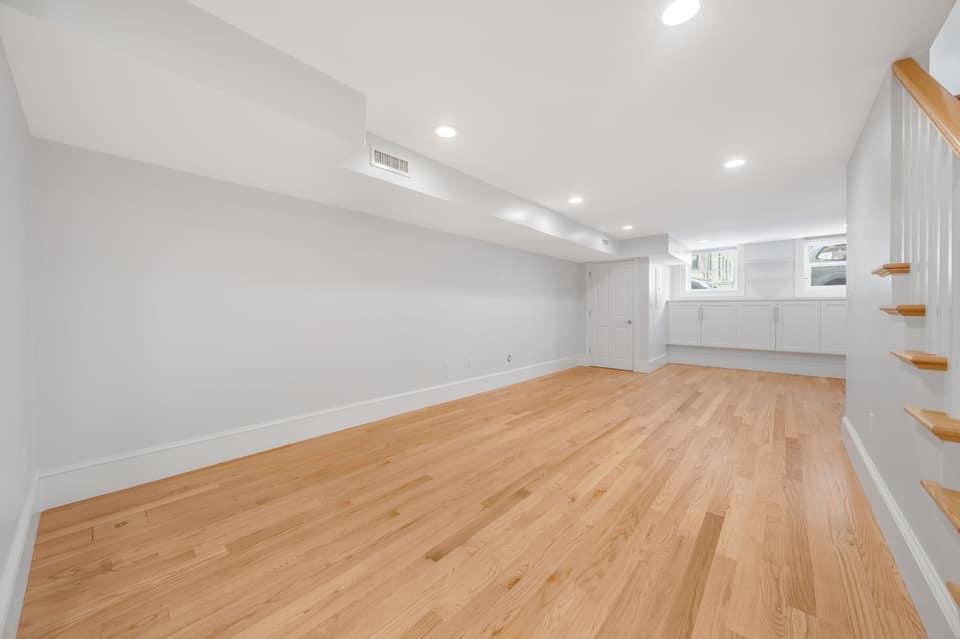Lower Level - Den/Guest Suite